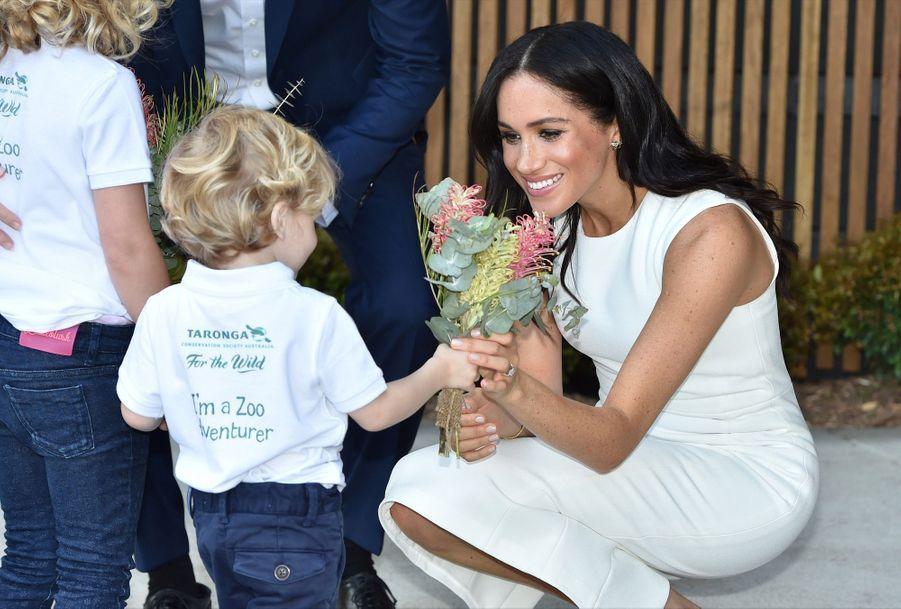 Meghan Et Harry, Première Journée En Australie ( 13