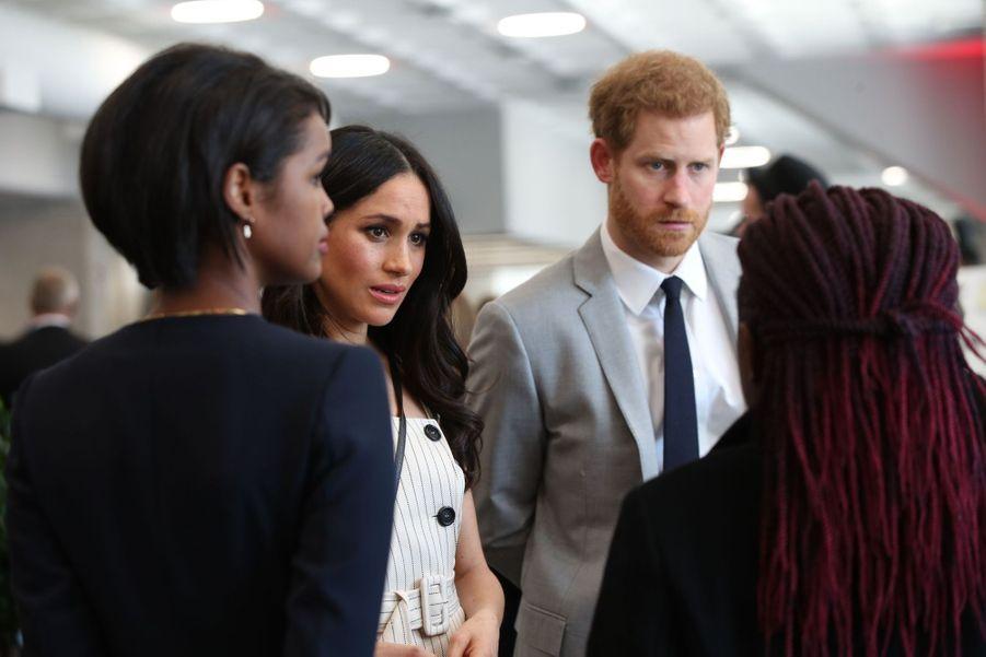 Meghan Markle Et Le Prince Harry Au Forum De La Jeunesse Du Commonwealth 3