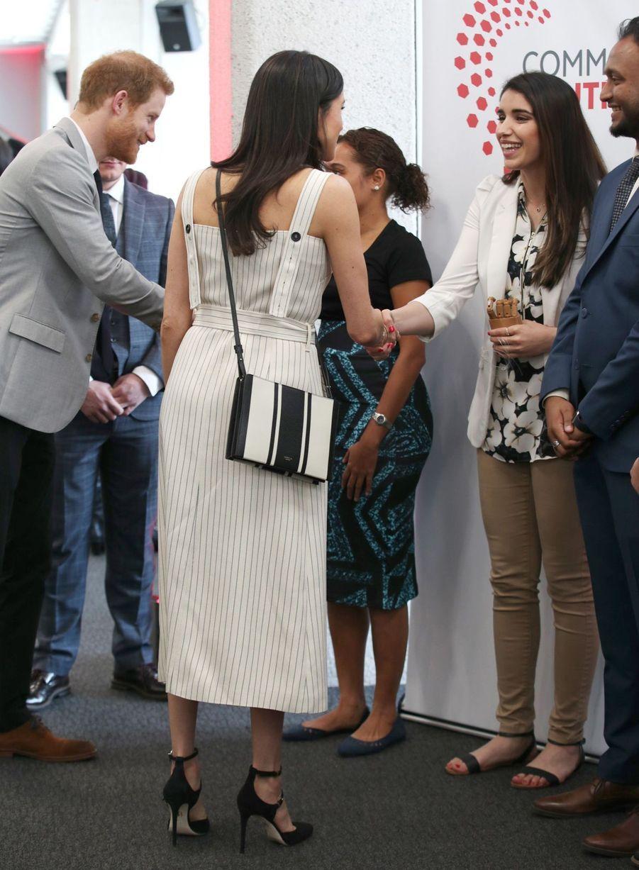 Meghan Markle Et Le Prince Harry Au Forum De La Jeunesse Du Commonwealth 30