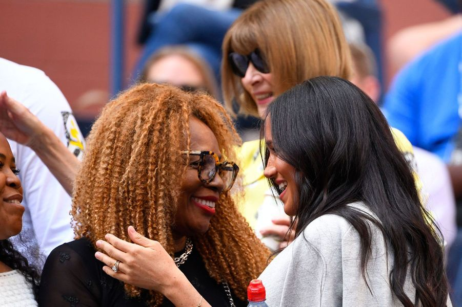 Meghan Markle salue la mère de Serena Williams, Oracene Price
