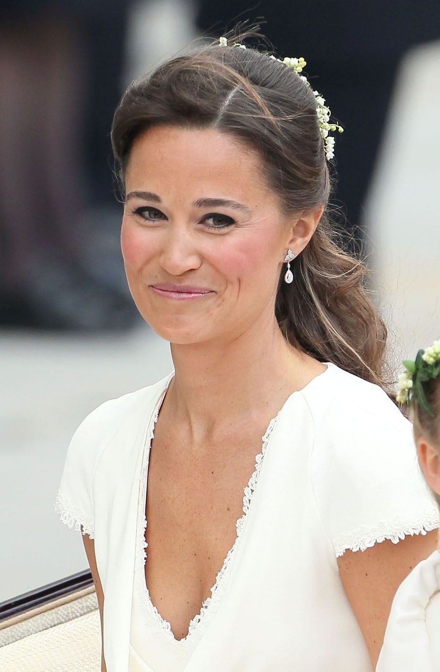 Pippa Middleton Au Mariage De Sa Soeur Kate Middleton Avec Le Prince William, Le 29 Avril 2011 À Londres 30