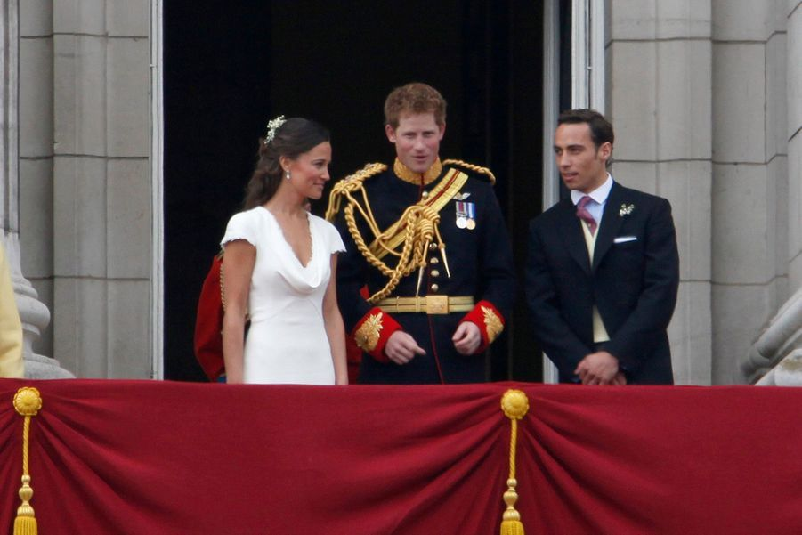 Pippa Middleton Au Mariage De Sa Soeur Kate Middleton Avec Le Prince William, Le 29 Avril 2011 À Londres 37