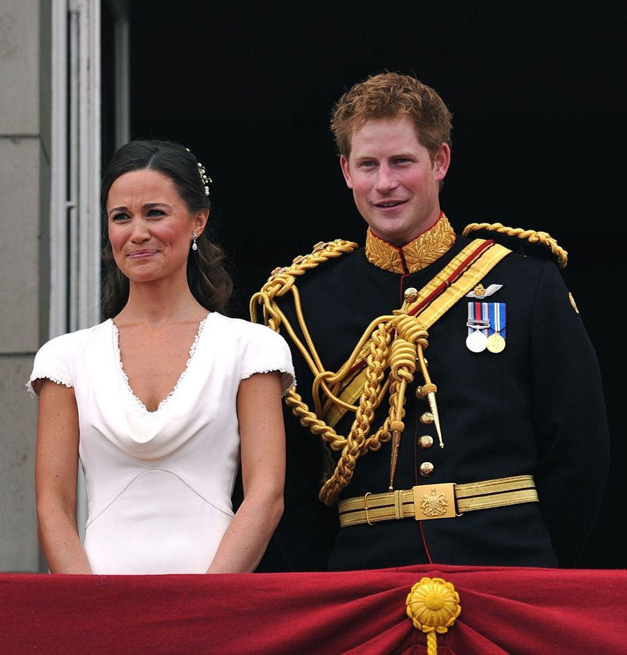 Pippa Middleton Au Mariage De Sa Soeur Kate Middleton Avec Le Prince William, Le 29 Avril 2011 À Londres 40