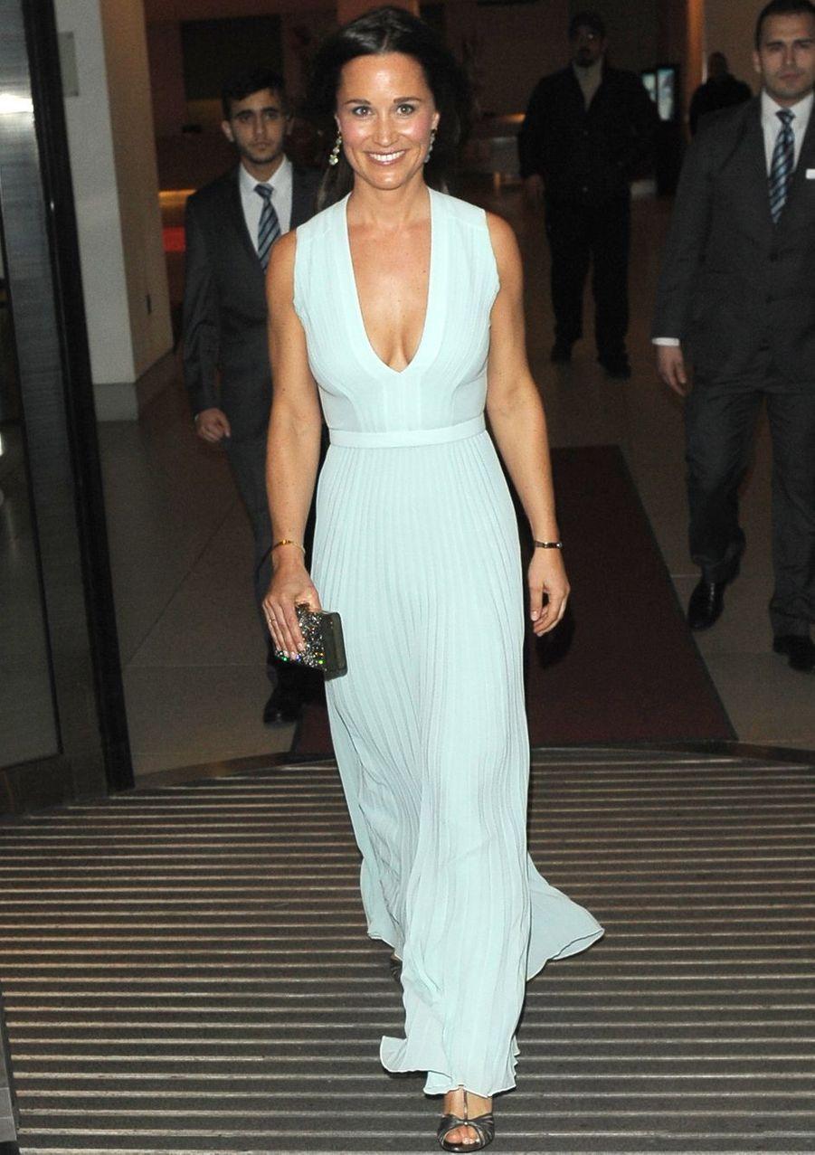 Pippa Middleton le 18 mars 2015
