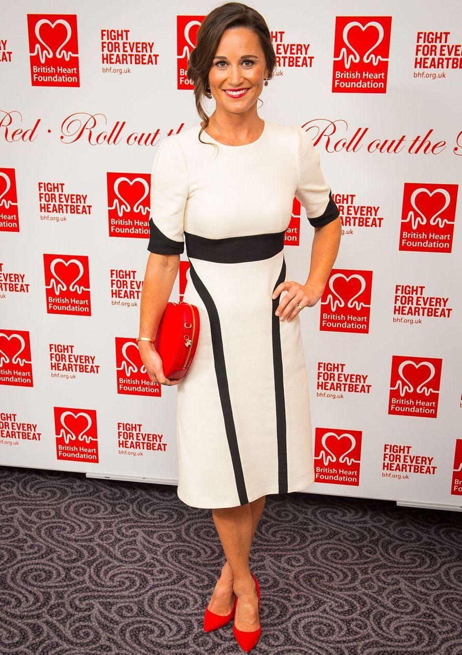 Pippa Middleton le 11 février 2016