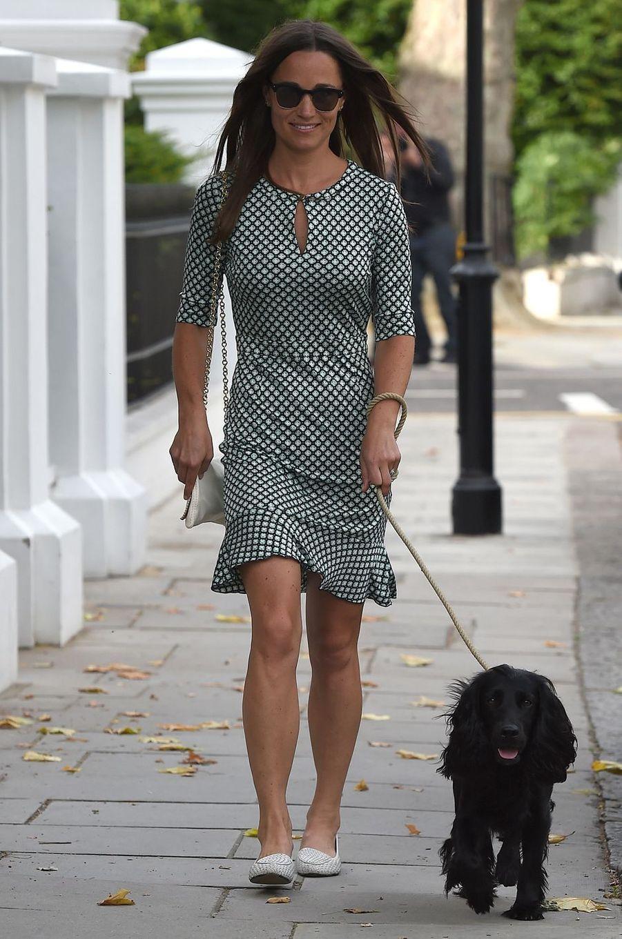 Pippa Middleton le 21 juillet 2016