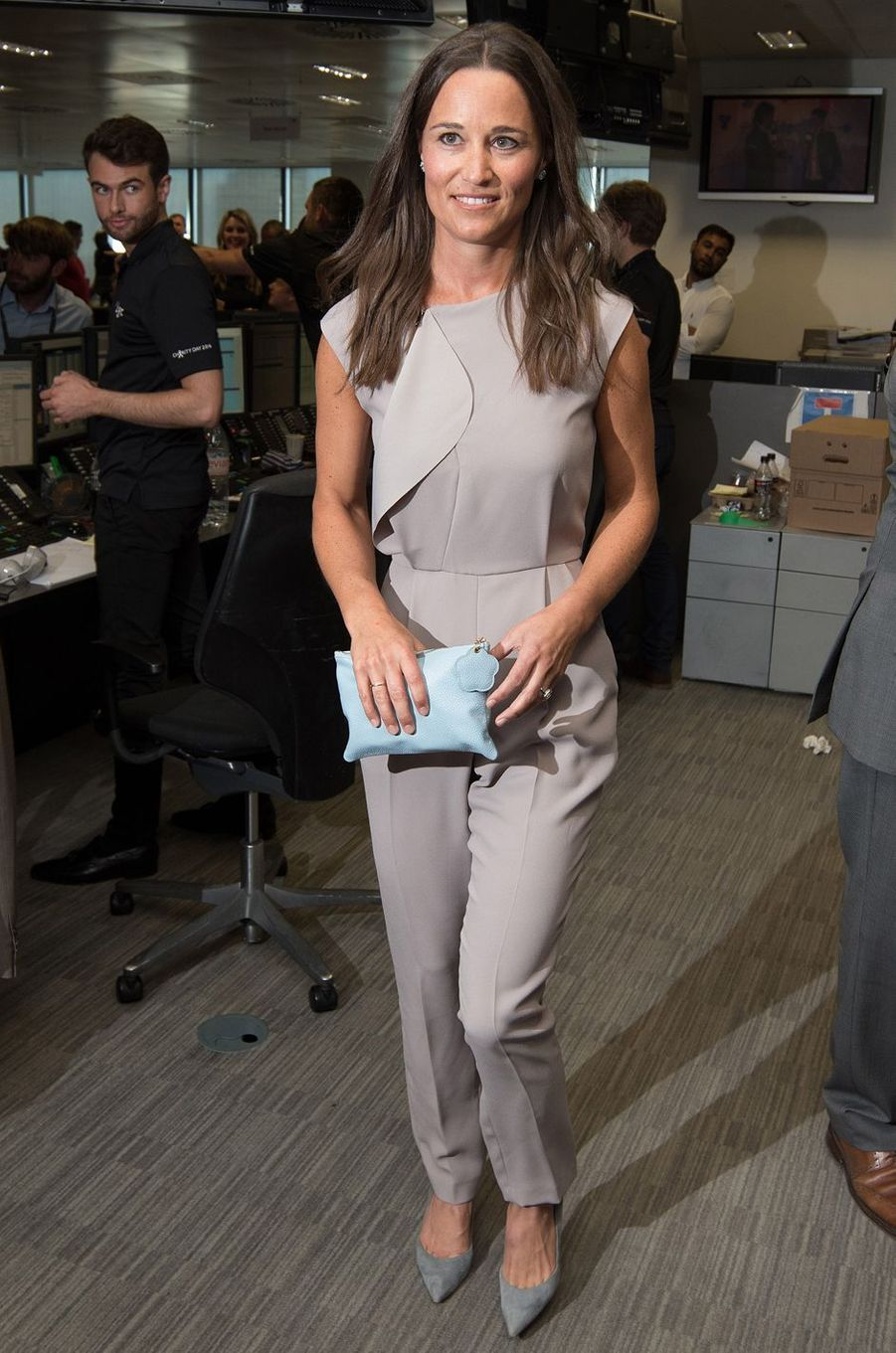 Pippa Middleton le 12 septembre 2016