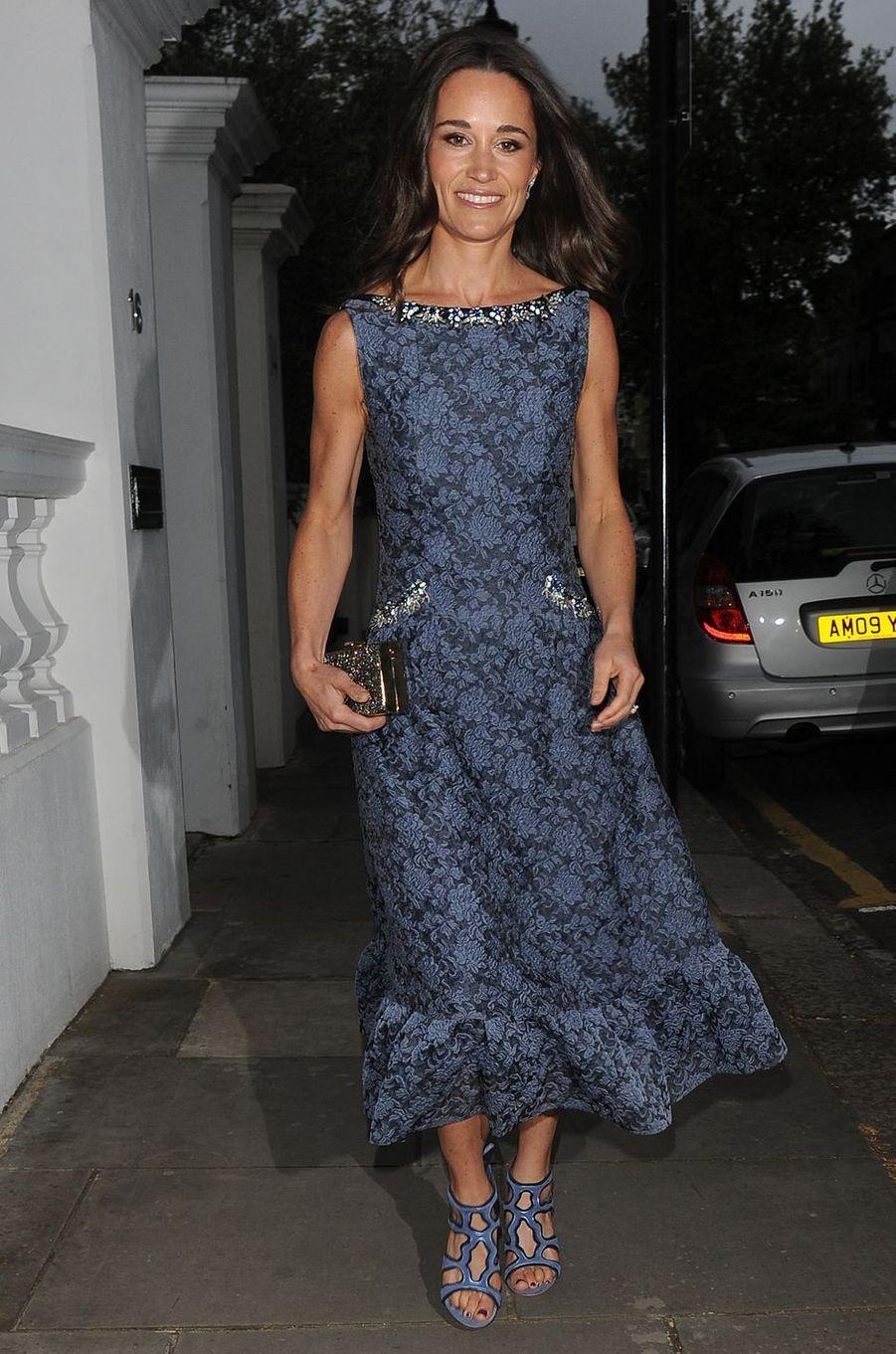Pippa Middleton le 4 mai 2017