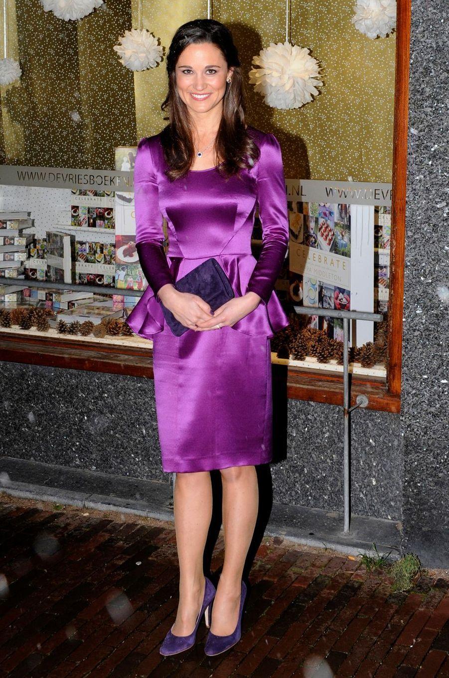 Pippa Middleton le 11 décembre 2012