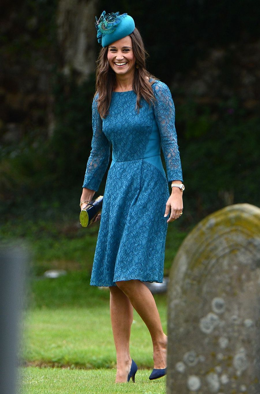 Pippa Middleton le 14 septembre 2013