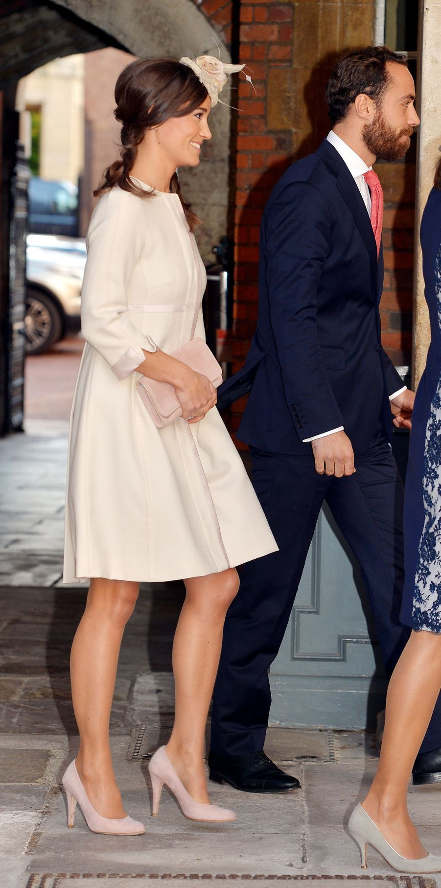 Pippa Middleton le 23 octobre 2013