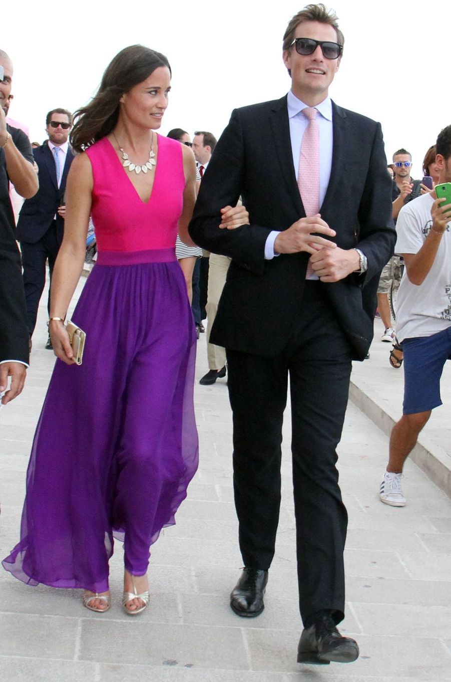 Pippa Middleton le 20 septembre 2014