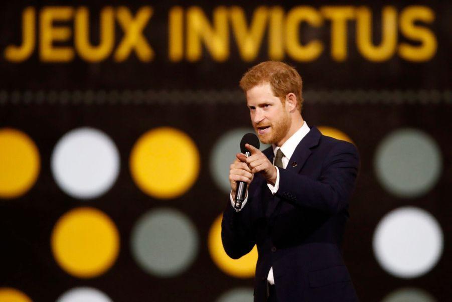 Harry Et Meghan Markle À Toronto Pour L'inauguration Des Invictus Games 19