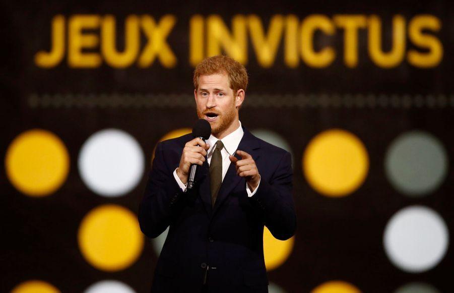 Harry Et Meghan Markle À Toronto Pour L'inauguration Des Invictus Games 20