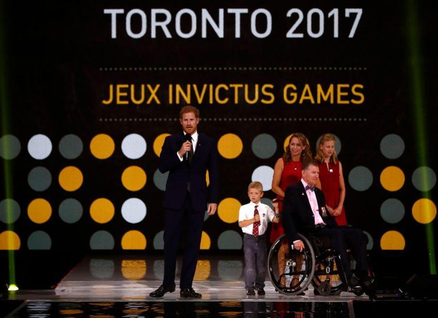 Harry Et Meghan Markle À Toronto Pour L'inauguration Des Invictus Games 24