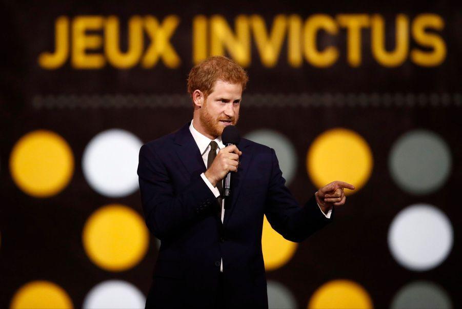 Harry Et Meghan Markle À Toronto Pour L'inauguration Des Invictus Games 30