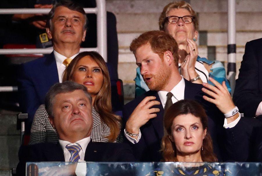 Harry Et Meghan Markle À Toronto Pour L'inauguration Des Invictus Games 34