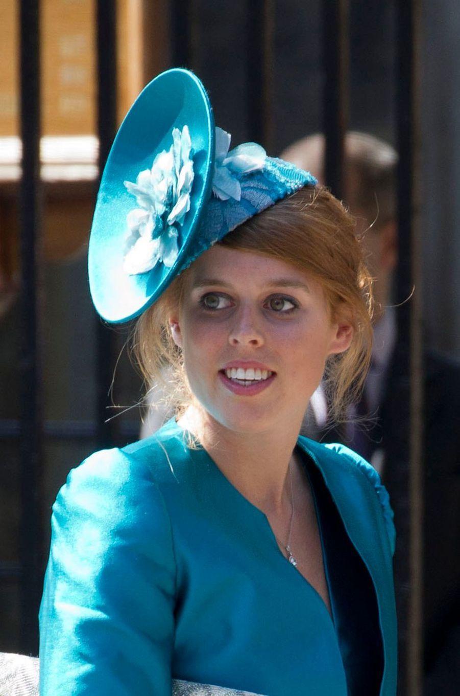 La princesse Beatrice d'York, le 30 juillet 2011