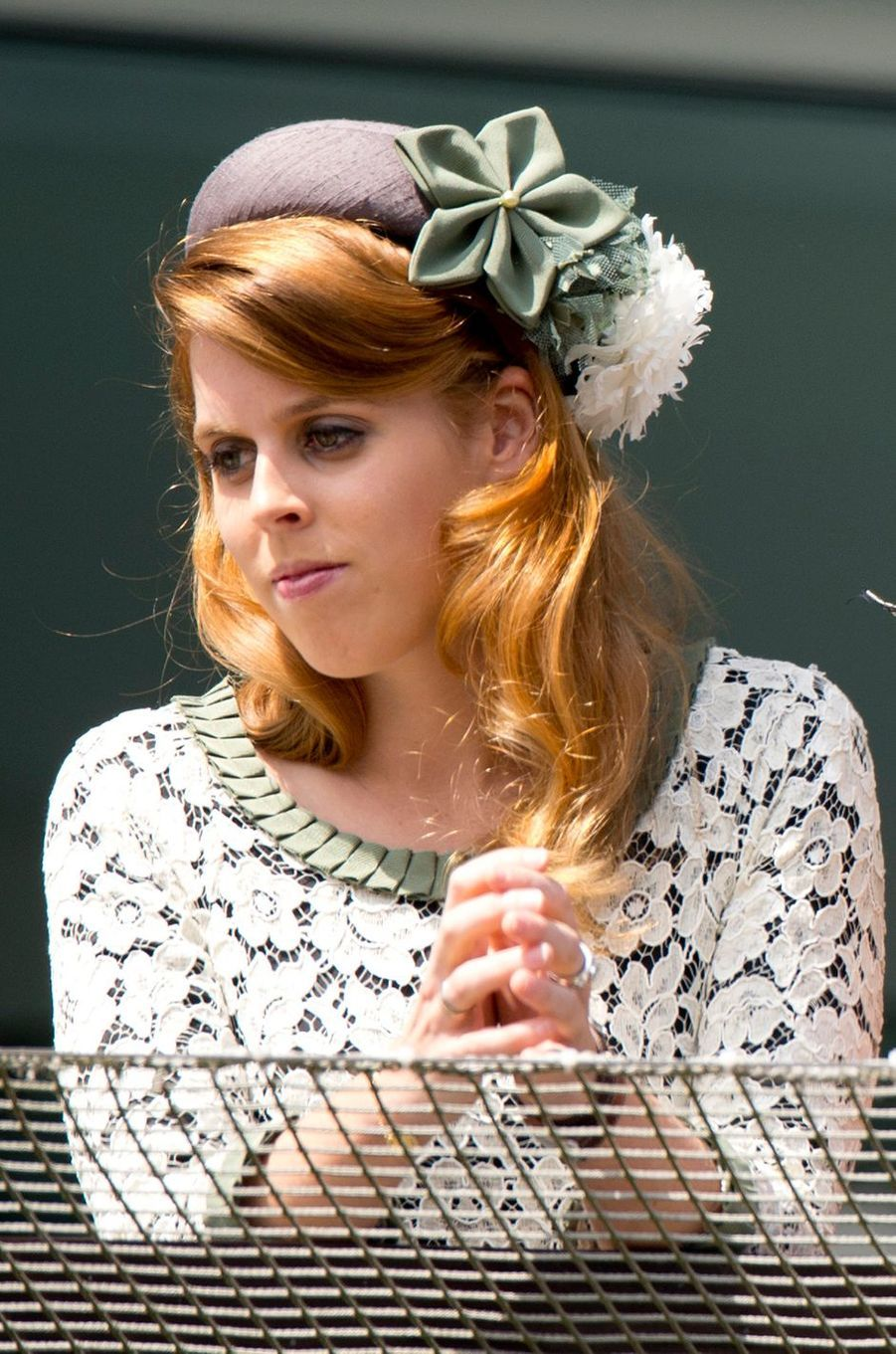 La princesse Beatrice d'York, le 31 mai 2012