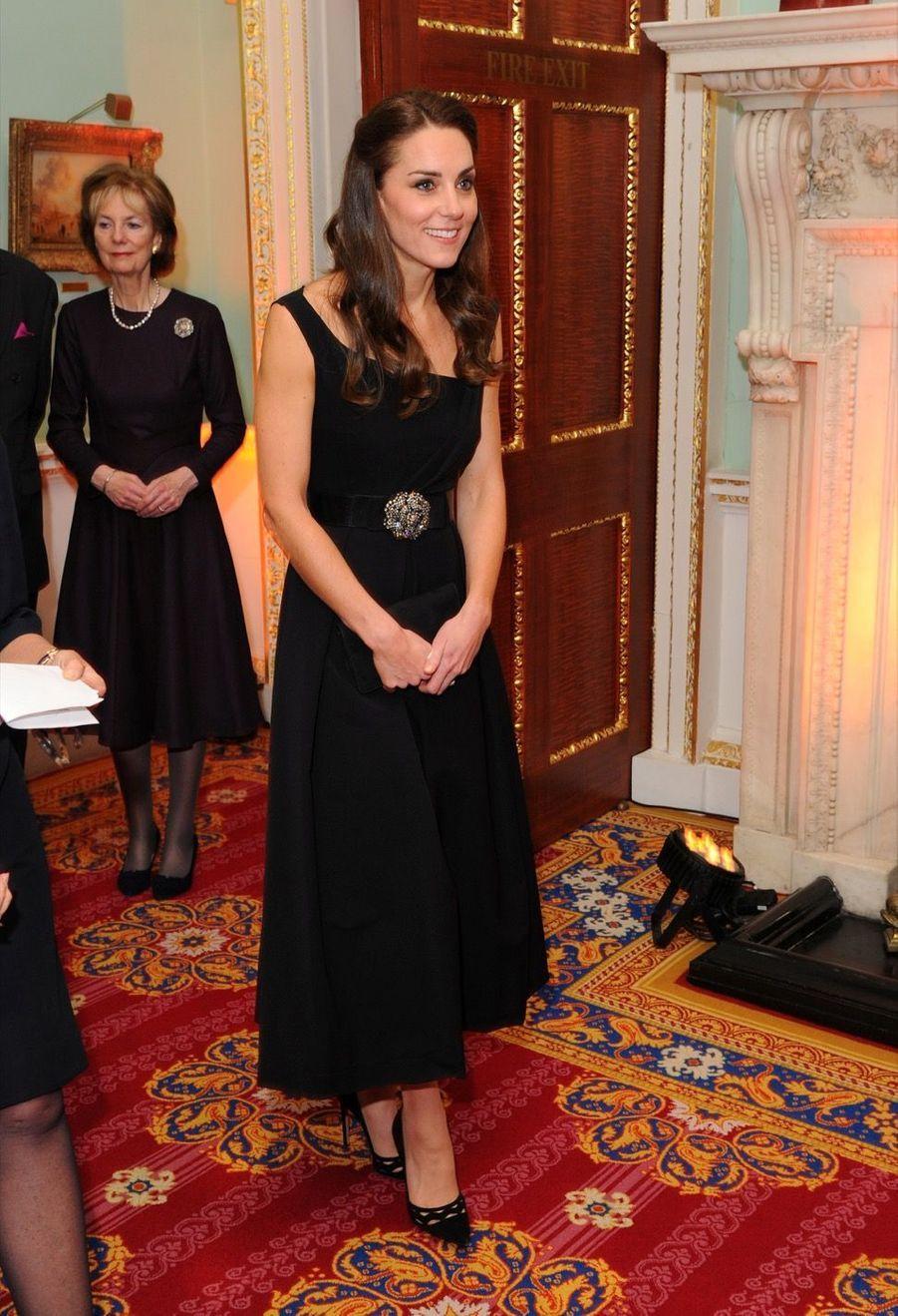 """Kate Middleton À La Remise Des Prix """"Place2Be Wellbeing In Schools"""" À Londres 11"""