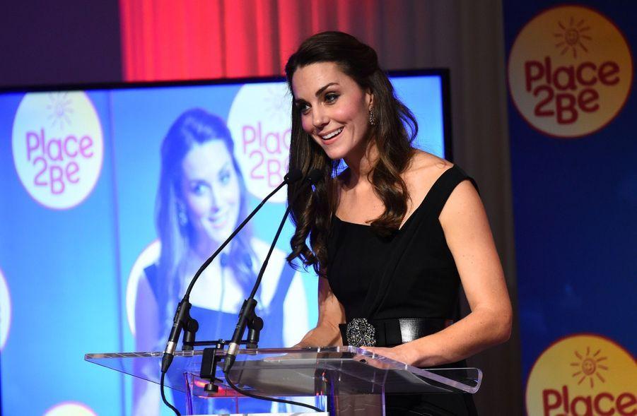 """Kate Middleton À La Remise Des Prix """"Place2Be Wellbeing In Schools"""" À Londres 13"""