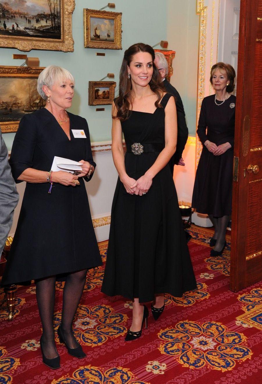 """Kate Middleton À La Remise Des Prix """"Place2Be Wellbeing In Schools"""" À Londres 2"""