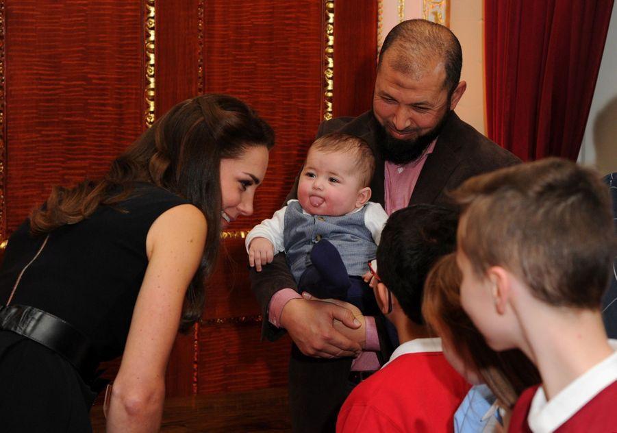"""Kate Middleton À La Remise Des Prix """"Place2Be Wellbeing In Schools"""" À Londres 7"""