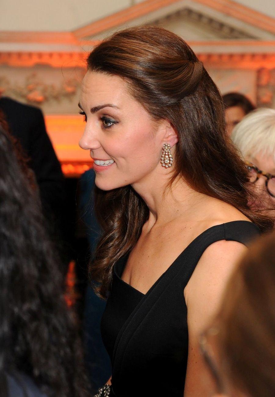 """Kate Middleton À La Remise Des Prix """"Place2Be Wellbeing In Schools"""" À Londres 8"""