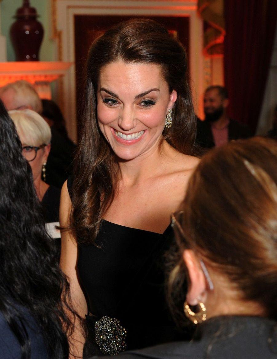"""Kate Middleton À La Remise Des Prix """"Place2Be Wellbeing In Schools"""" À Londres 9"""