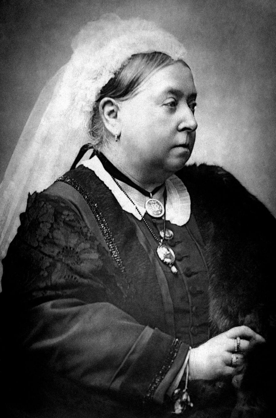 La reine Victoria en 1890