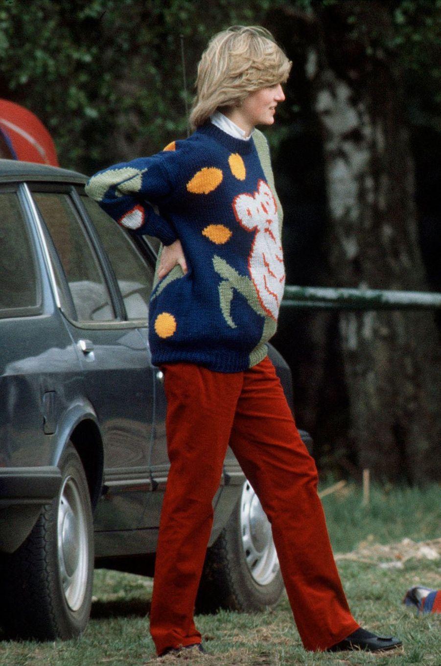 La princesse Diana en 1982