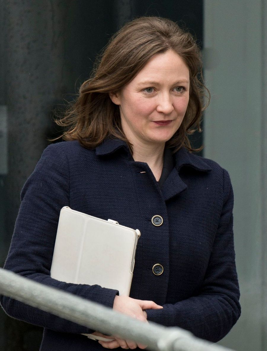 Katrina McKeever, attachée de presse
