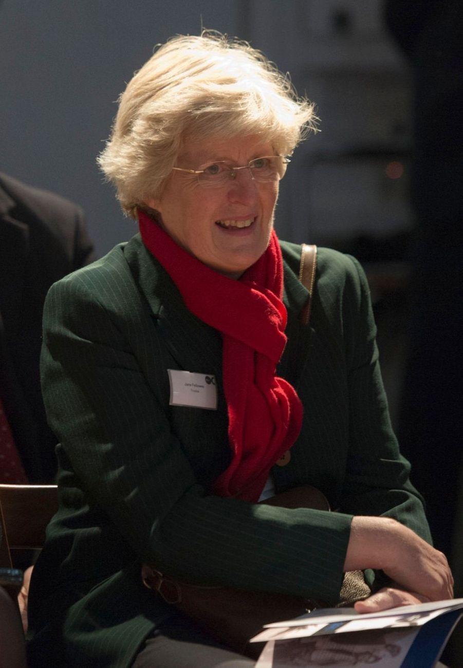 Jane Fellowes, la soeur de Diana