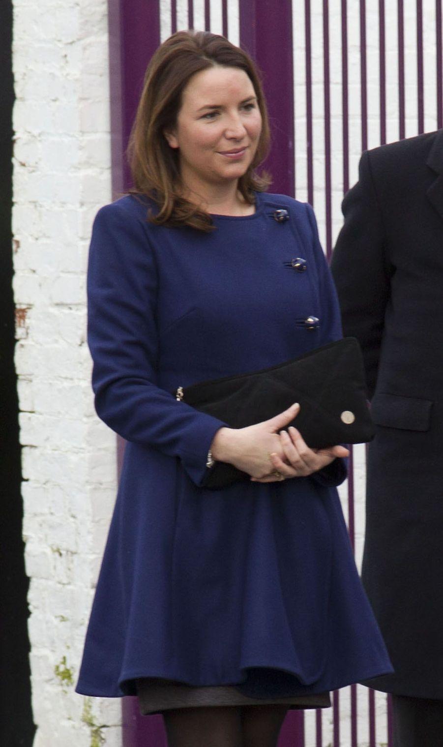 Rebecca Deacon, secrétaire privé de Kate