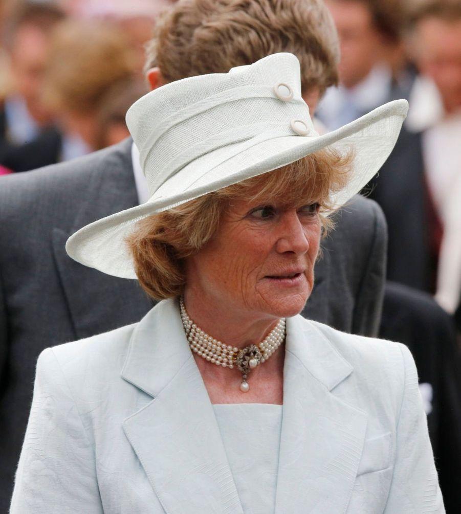 Sarah McCorquodale, la soeur de Diana