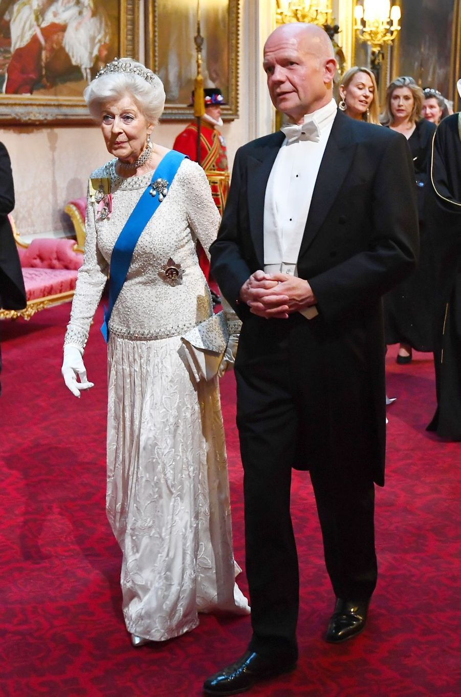 La princesse Alexandra de Kent, à Londres le 3 juin 2019