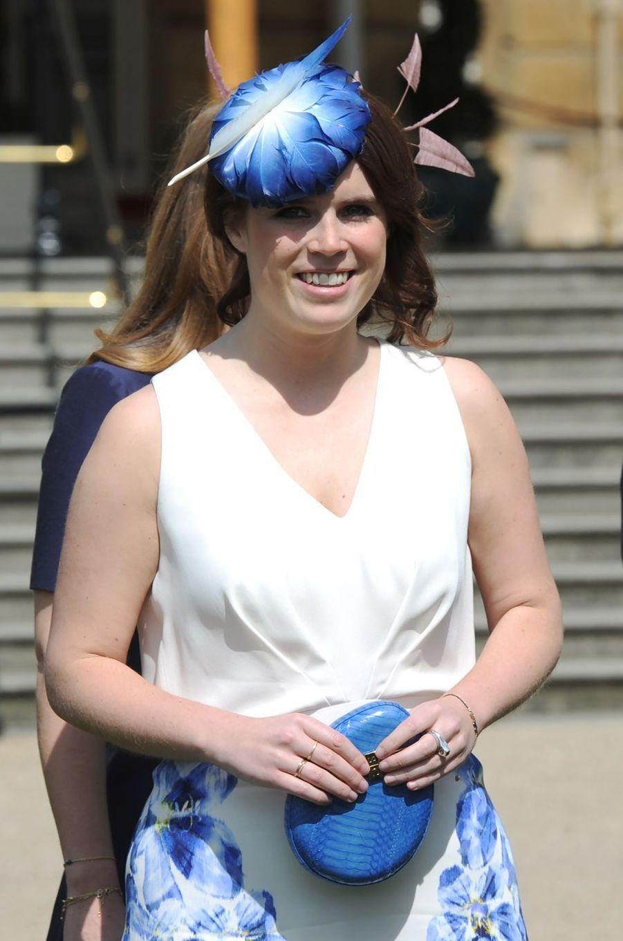La princesse Eugenie d'York à Londres, le 26 mai 2016