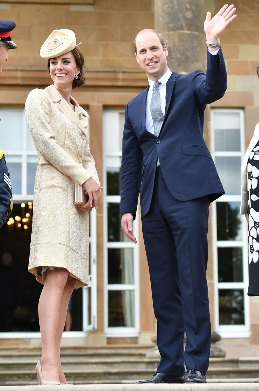 La duchesse Catherine de Cambridge, à Hillsborough le 14 juin 2016