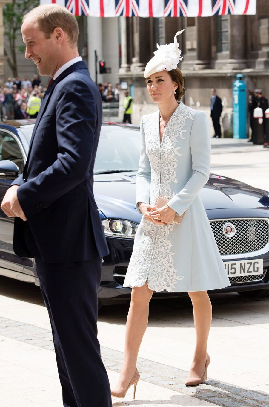 La duchesse Catherine de Cambridge, à Londres le 10 juin 2016