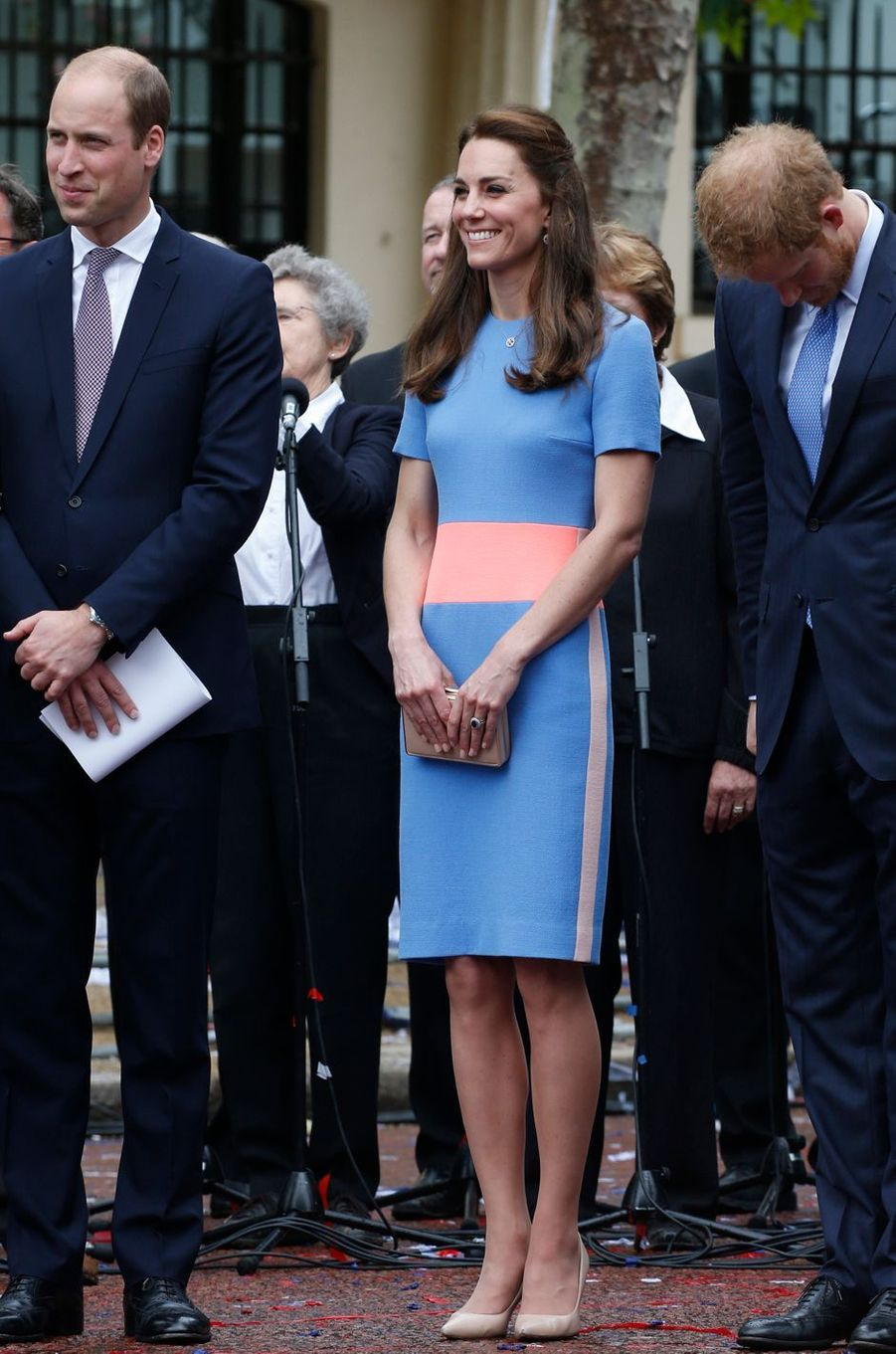 La duchesse Catherine de Cambridge, à Londres le 12 juin 2016
