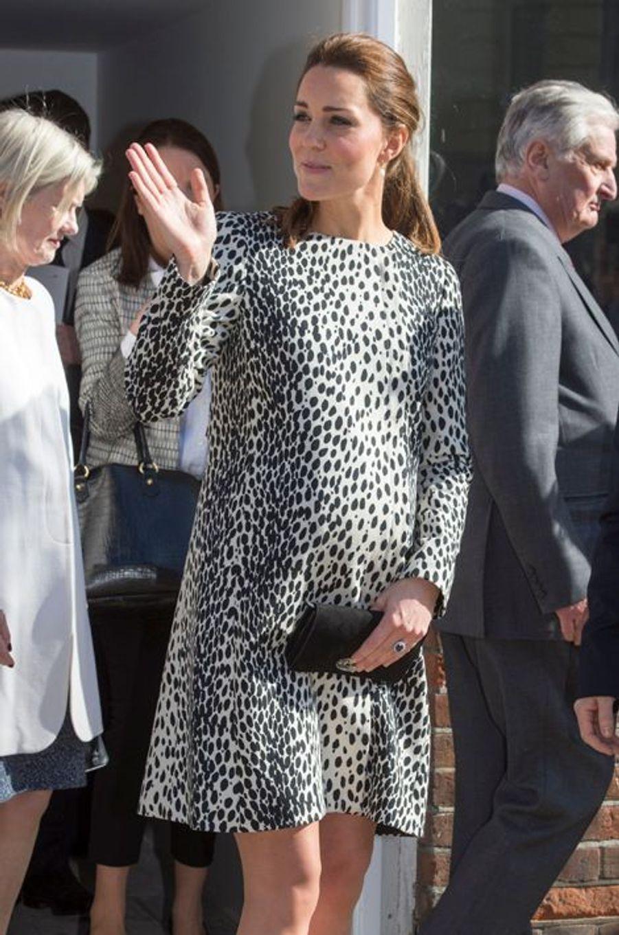 La duchesse Kate le 11 mars 2015