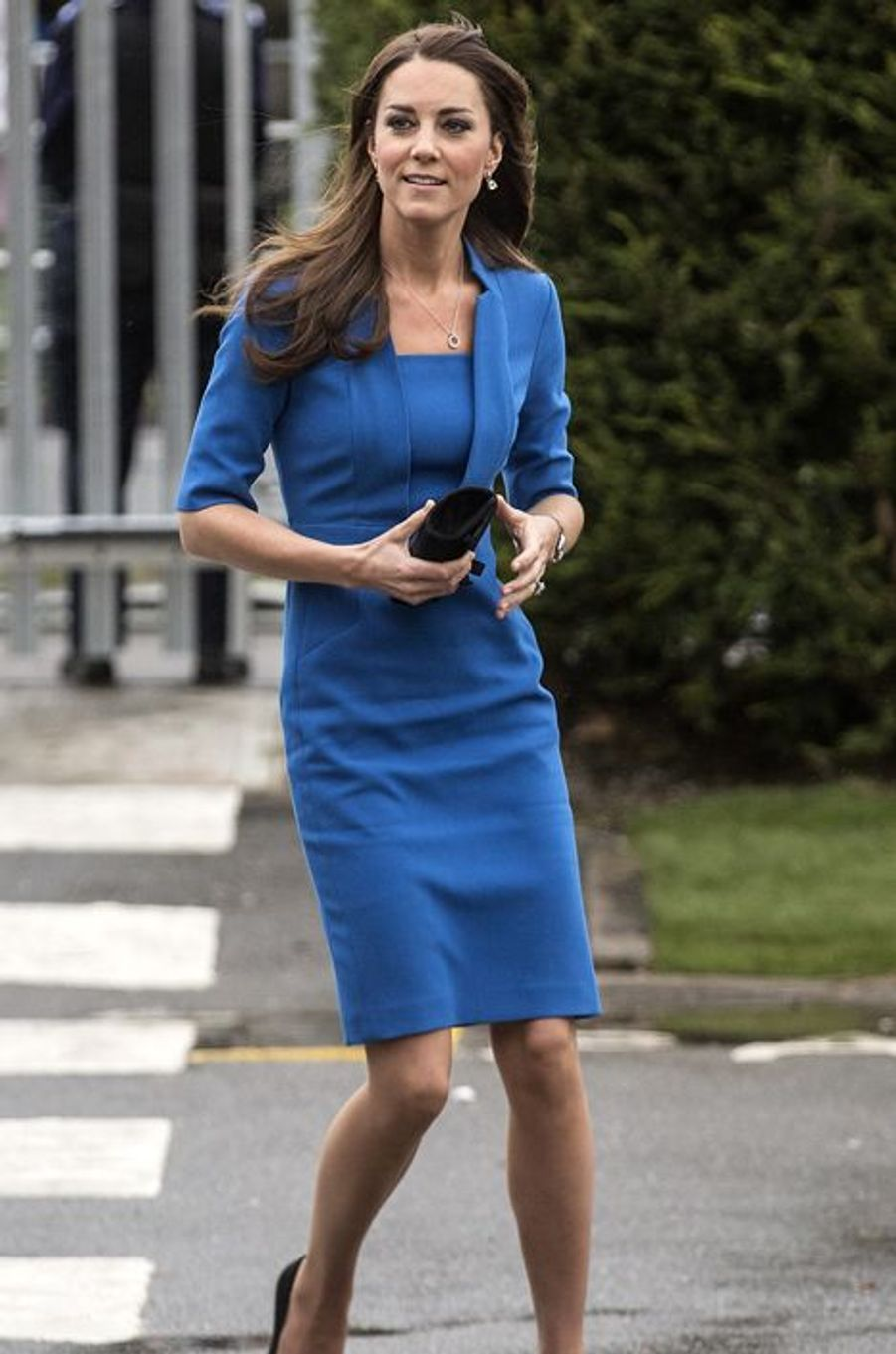La duchesse Kate le 14 février 2014