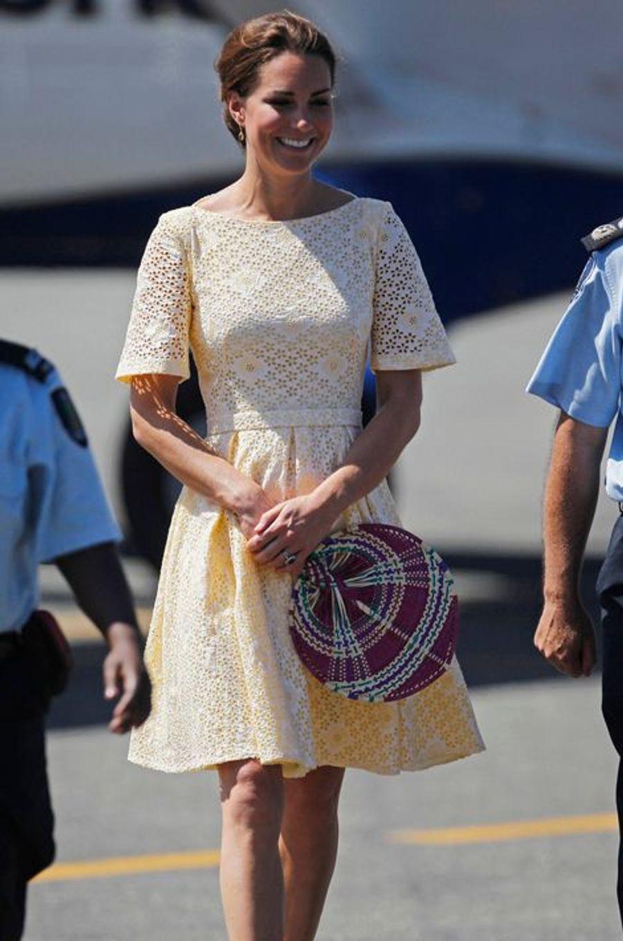 La duchesse Kate le 18 septembre 2012