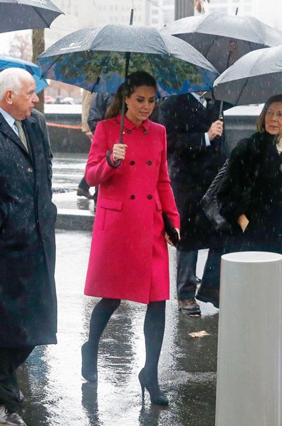 La duchesse Kate le 9 décembre 2014