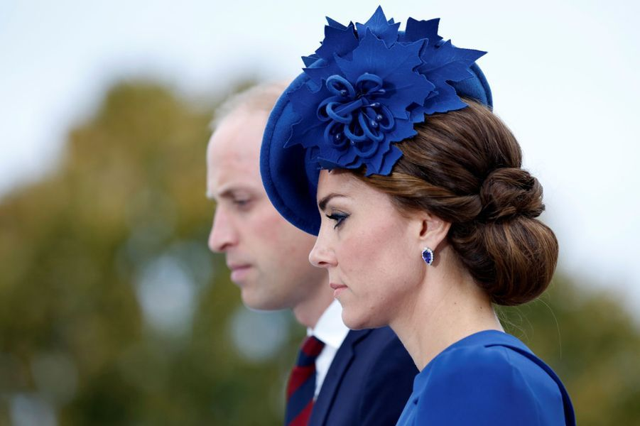 Kate Middleton, le 25 septembre 2016