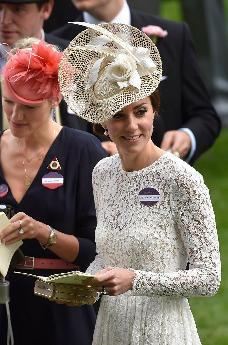 Kate Middleton, le 15 juin 2016