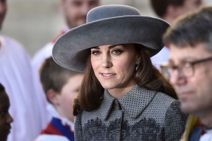 Kate Middleton, le 14 mars 2016