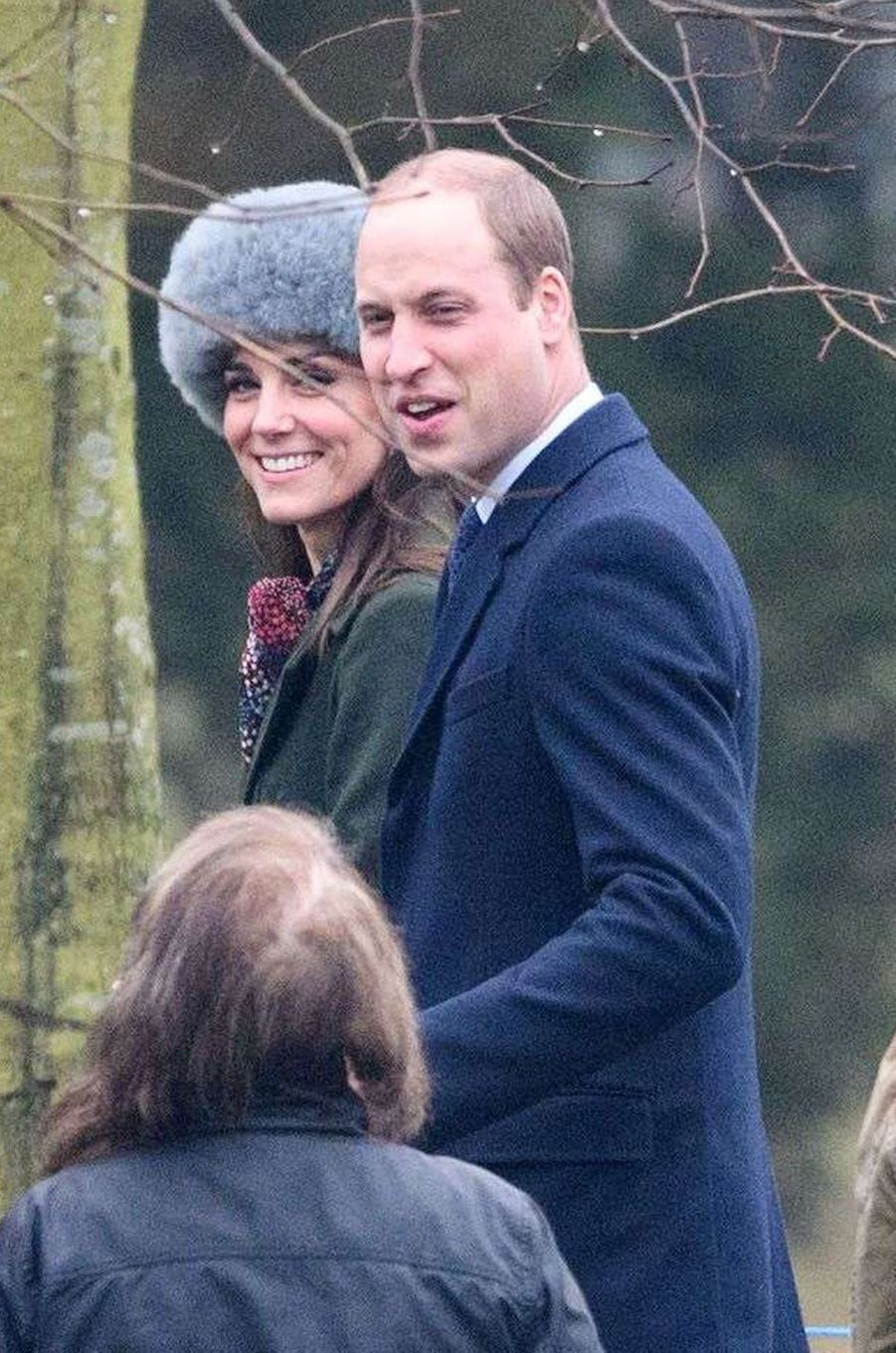 Kate Middleton, le 8 janvier 2017