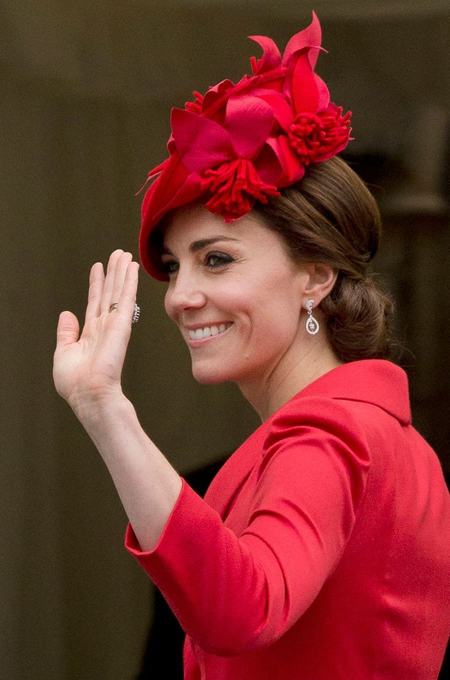 Kate Middleton, le 13 juin 2016