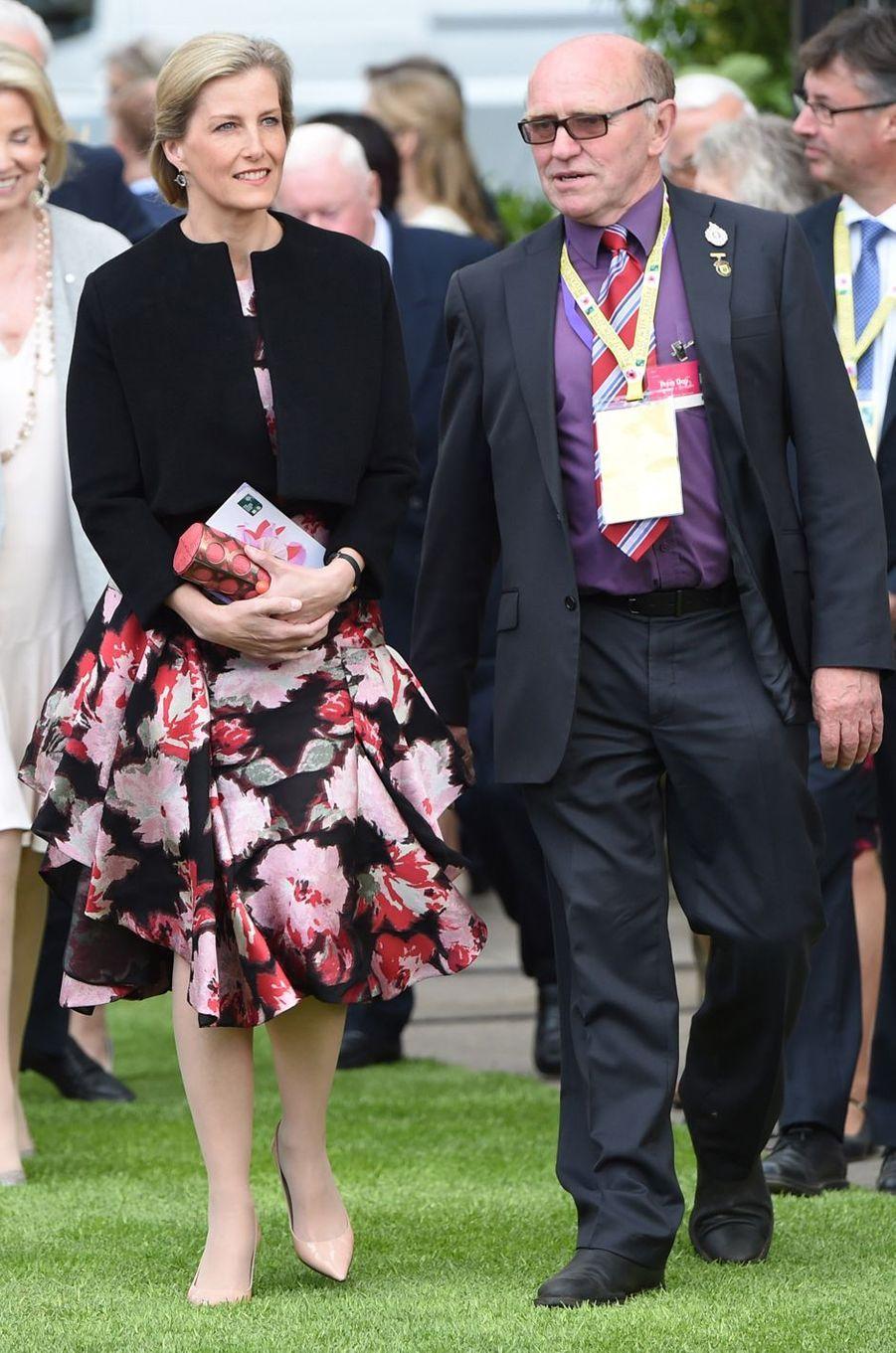 La comtesse Sophie de Wessex, le 23 mai 2016